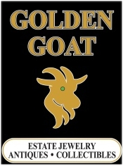 Golden Goat Antique Jewelry