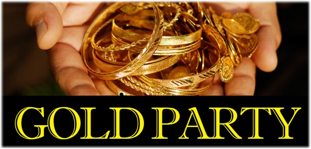 Host a Gold Party in Richmond VA